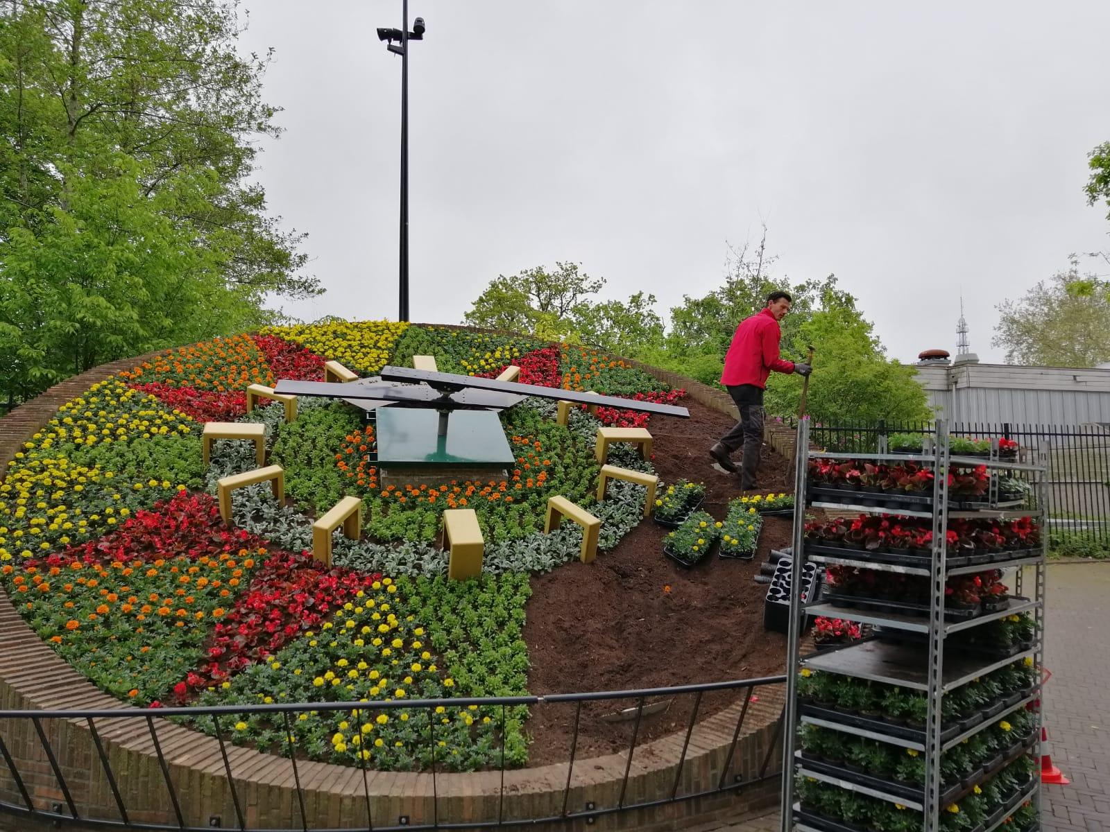bloemenklok 2